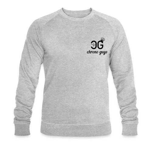 Svart Logga T-Shirt - Ekologisk sweatshirt herr från Stanley & Stella