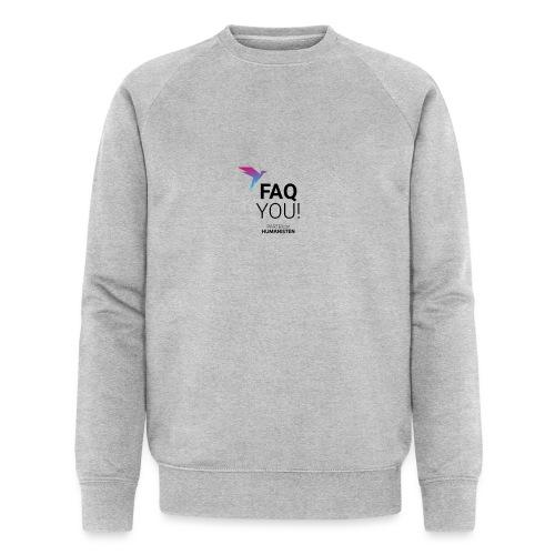 FAQ YOU! - Männer Bio-Sweatshirt von Stanley & Stella