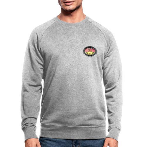 ESU Logo - Männer Bio-Sweatshirt