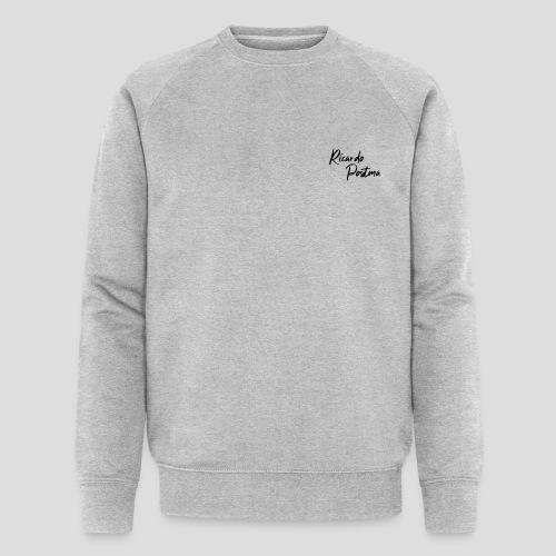 Branding - Black logo - Mannen bio sweatshirt