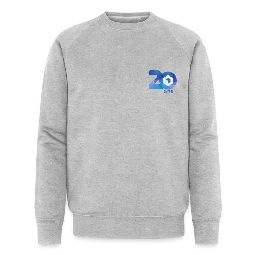 20 ans de l'AFUP - par Laury S. - Sweat-shirt bio Stanley & Stella Homme