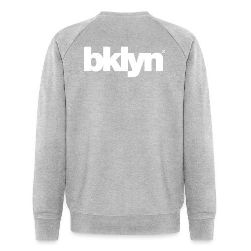 bklyn / Jazz - Men's Organic Sweatshirt