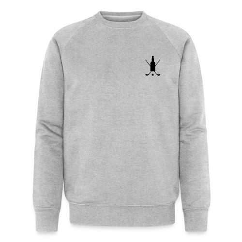 MiniLogoBlack - Sweat-shirt bio Stanley & Stella Homme