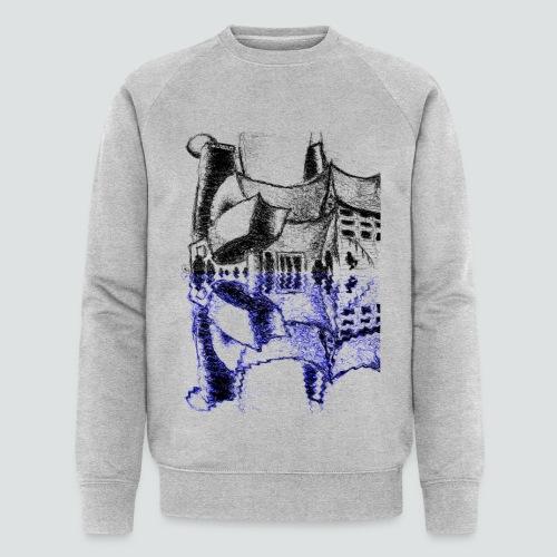 Concert Hall 3 png - Männer Bio-Sweatshirt von Stanley & Stella