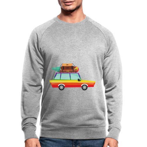 Gay Van | LGBT | Pride - Männer Bio-Sweatshirt von Stanley & Stella