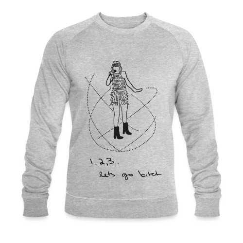isn't it delicate - Mannen bio sweatshirt van Stanley & Stella
