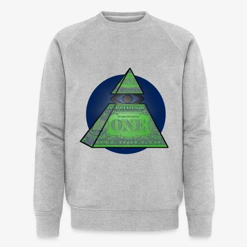 EYE - Men's Organic Sweatshirt by Stanley & Stella