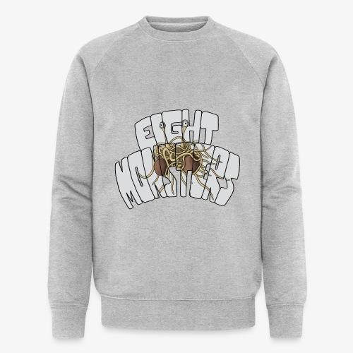 Eight Monsters - Sweat-shirt bio Stanley & Stella Homme