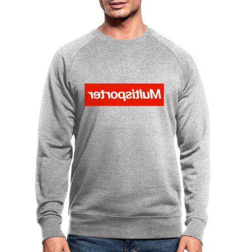Multisporter - Mannen bio sweatshirt