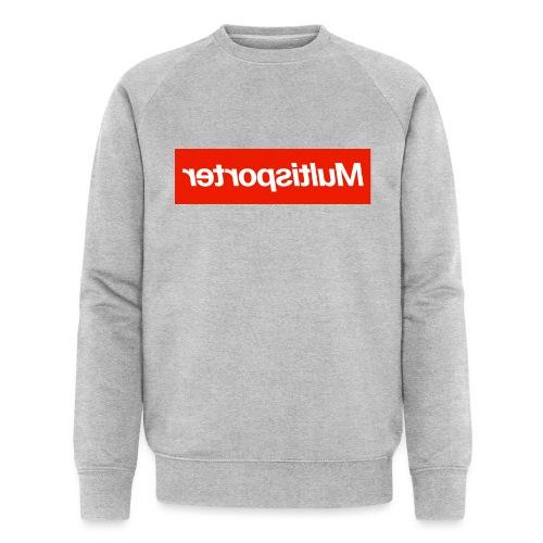 Multisporter - Mannen bio sweatshirt van Stanley & Stella