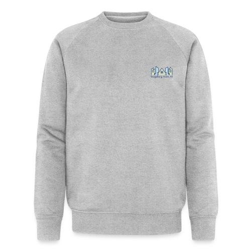 png logo png - Økologisk sweatshirt for menn fra Stanley & Stella