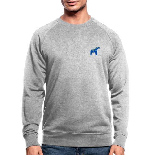 Dala by Pinni Art® blue - Männer Bio-Sweatshirt von Stanley & Stella