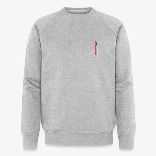 Stuggy City One - Männer Bio-Sweatshirt von Stanley & Stella