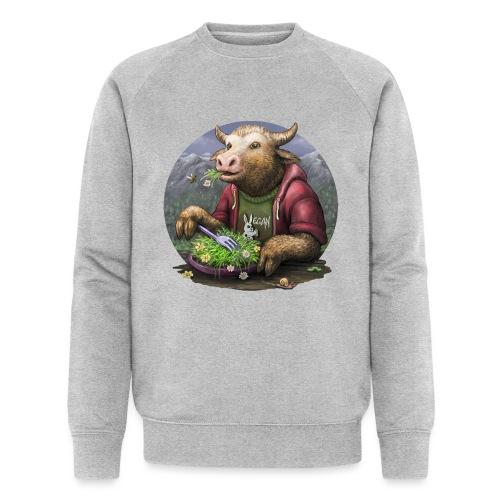 yumm - Männer Bio-Sweatshirt