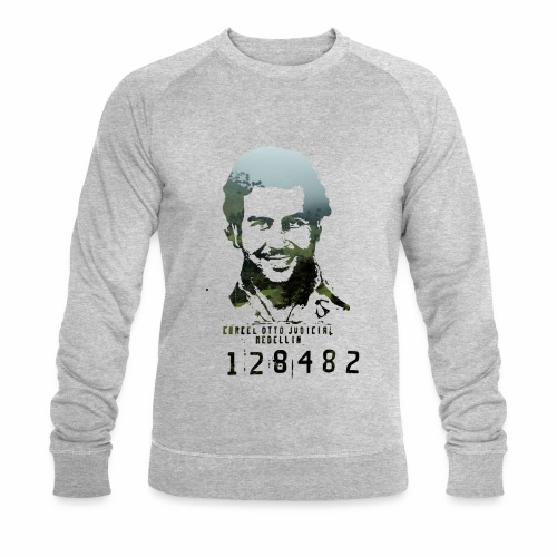 Pablo Escobar - Regenwald in Kolumbien - Männer Bio-Sweatshirt von Stanley & Stella