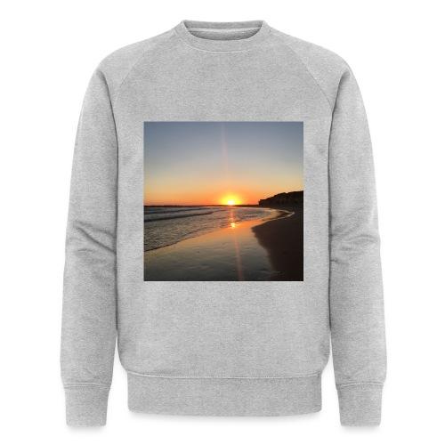 coucher de soleil - Sweat-shirt bio Stanley & Stella Homme