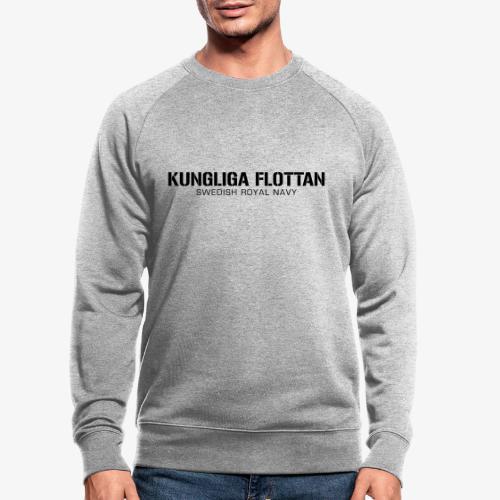 Kungliga Flottan - Swedish Royal Navy - Ekologisk sweatshirt herr