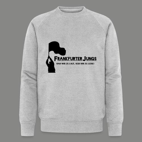 frankfurter_jungs - Männer Bio-Sweatshirt von Stanley & Stella