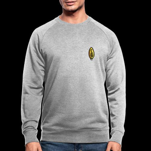 Coin small - Mannen bio sweatshirt