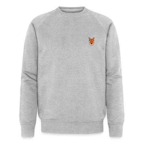 Colored logo - Ekologisk sweatshirt herr från Stanley & Stella
