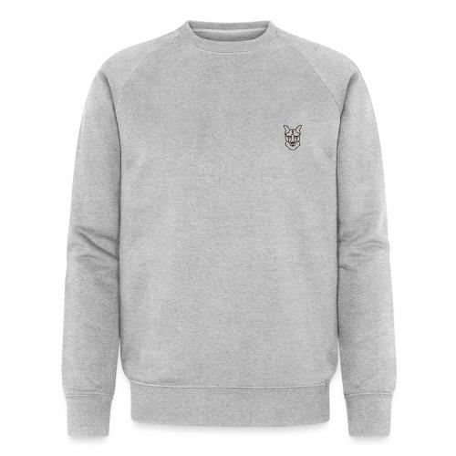 Transparent logo - Ekologisk sweatshirt herr från Stanley & Stella