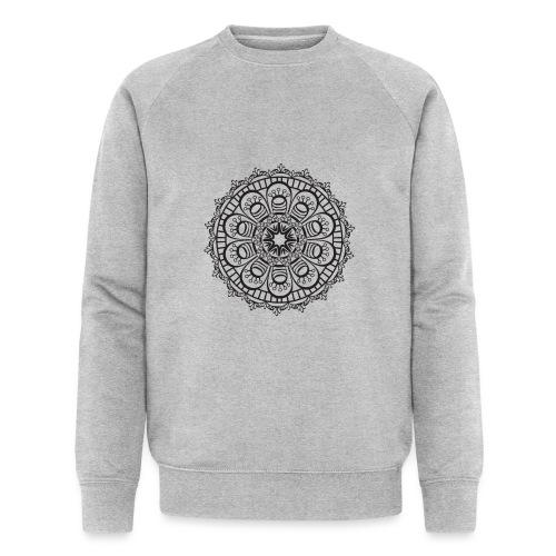 Mandala 3 - Sweat-shirt bio Stanley & Stella Homme