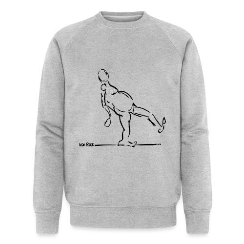 Lean Back Doodle - Men's Organic Sweatshirt by Stanley & Stella