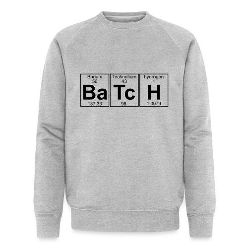 Ba-Tc-H (batch) - Full - Men's Organic Sweatshirt by Stanley & Stella