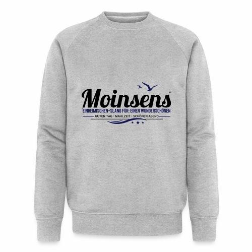 MOINSENS - Männer Bio-Sweatshirt von Stanley & Stella
