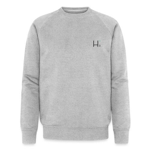 Hi - Mannen bio sweatshirt van Stanley & Stella