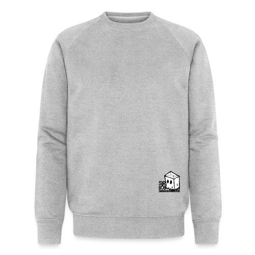 Sir Bob Logo png - Men's Organic Sweatshirt