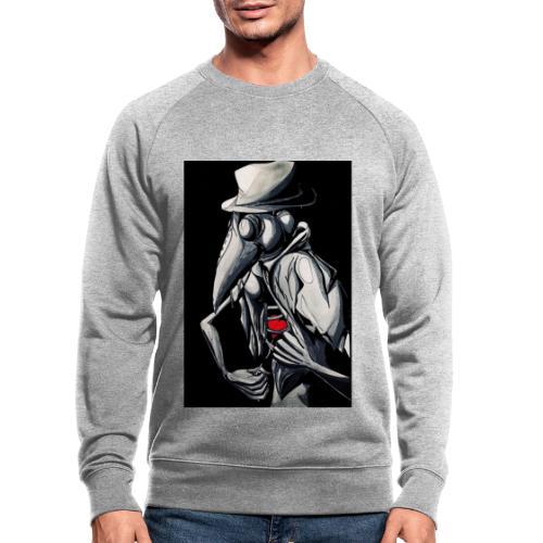 don't need this - Männer Bio-Sweatshirt