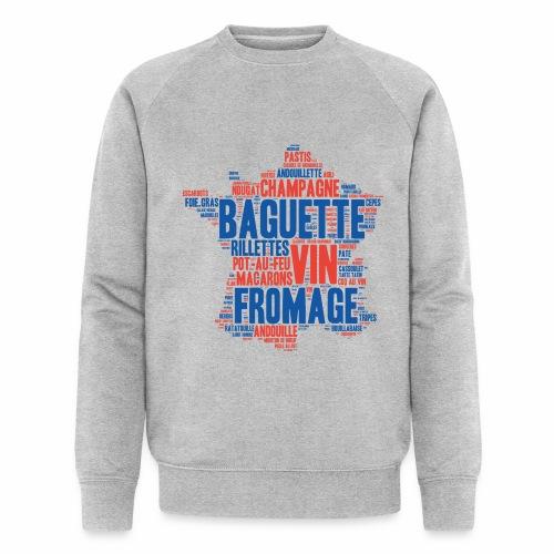 France 2 couleurs - Sweat-shirt bio