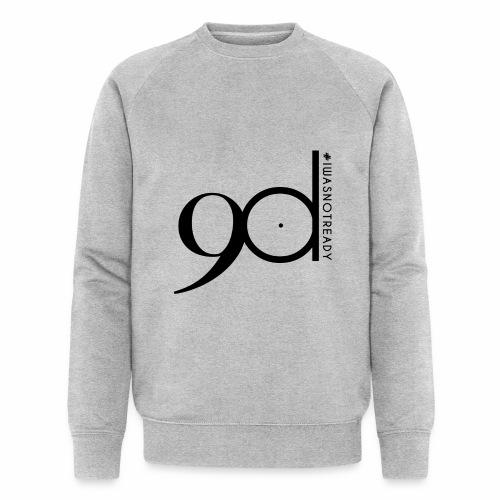 logoNoir - Männer Bio-Sweatshirt von Stanley & Stella
