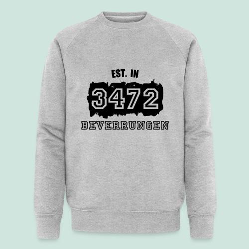 Established 3472 Beverungen - Männer Bio-Sweatshirt von Stanley & Stella