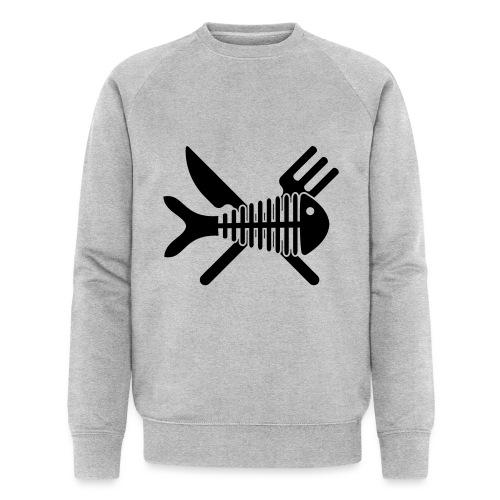 Poisson couvert - Sweat-shirt bio