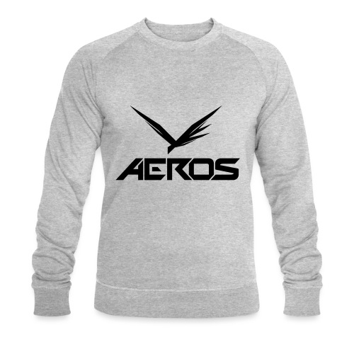 Aeros LOGO 2016 final - Mannen bio sweatshirt van Stanley & Stella