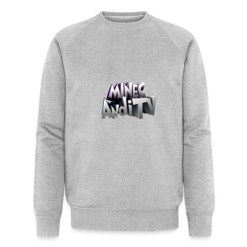 MinecAndiTV - Männer Bio-Sweatshirt von Stanley & Stella