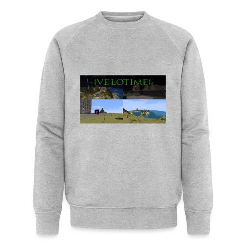 Velotime! - Ekologisk sweatshirt herr från Stanley & Stella