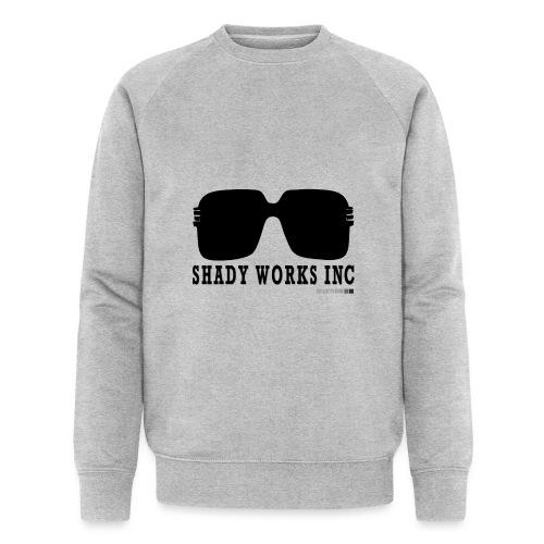 Shady Works inc - Økologisk Stanley & Stella sweatshirt til herrer