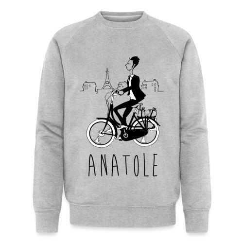 Anatole, Parisien en cavale - Sweat-shirt bio