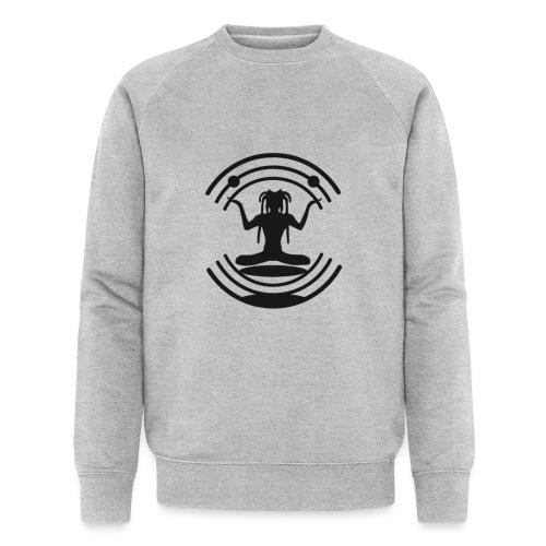 Rasta Yogi Universe - Männer Bio-Sweatshirt von Stanley & Stella