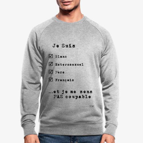 IDENTITAS Homme - Sweat-shirt bio