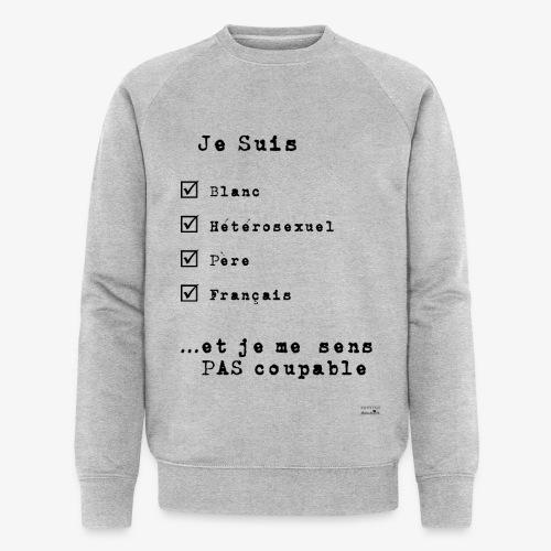 IDENTITAS Homme - Sweat-shirt bio Stanley & Stella Homme
