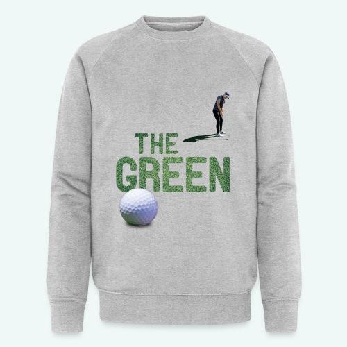 Golf - The Green - Männer Bio-Sweatshirt von Stanley & Stella
