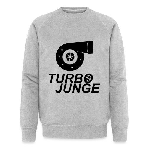 Turbojunge! - Männer Bio-Sweatshirt von Stanley & Stella