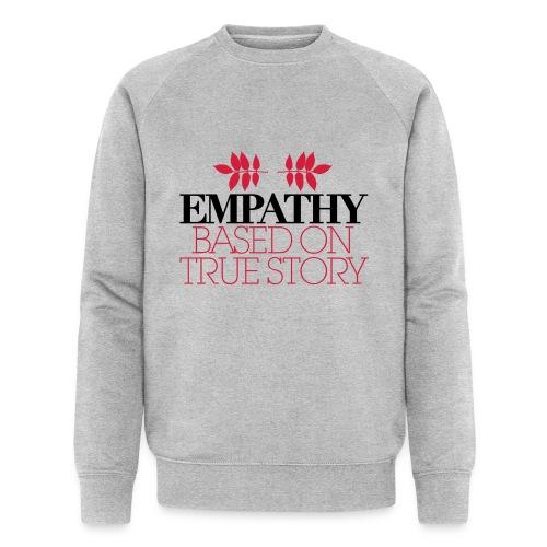 empathy story - Ekologiczna bluza męska Stanley & Stella