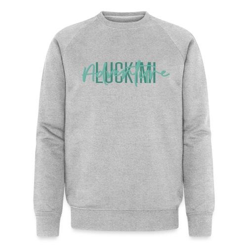 Luckimi Adventure - Men's Organic Sweatshirt by Stanley & Stella