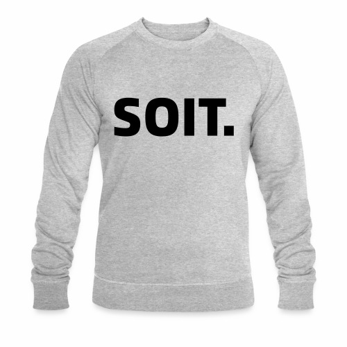 SOIT - Mannen bio sweatshirt van Stanley & Stella
