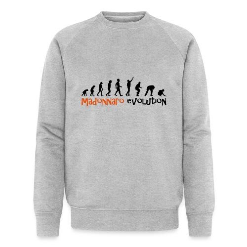madonnaro evolution original - Men's Organic Sweatshirt by Stanley & Stella
